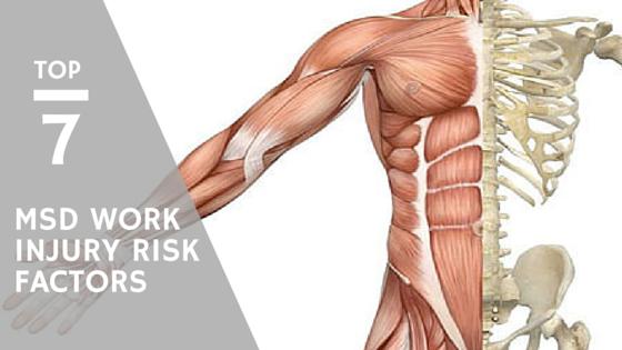 7 Msd Work Injury Risk Factors My Attorney Finder